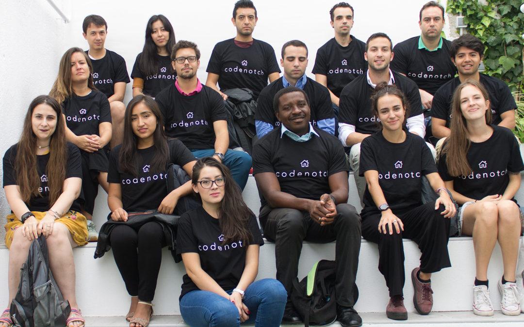 Workshop Codenotch: Aprende a programar tu propia web en 3 horas