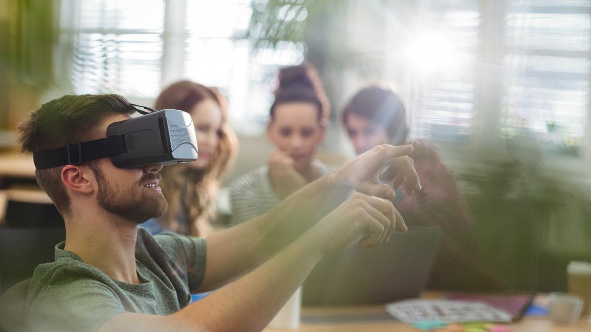 El impacto de la realidad virtual y la realidad aumentada
