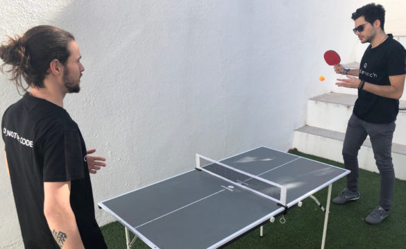 Codenotch Ping Pong