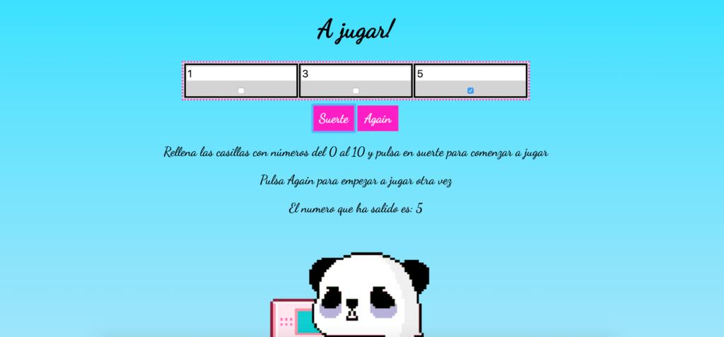 HTML CSS y JavaScript-Ejercicio