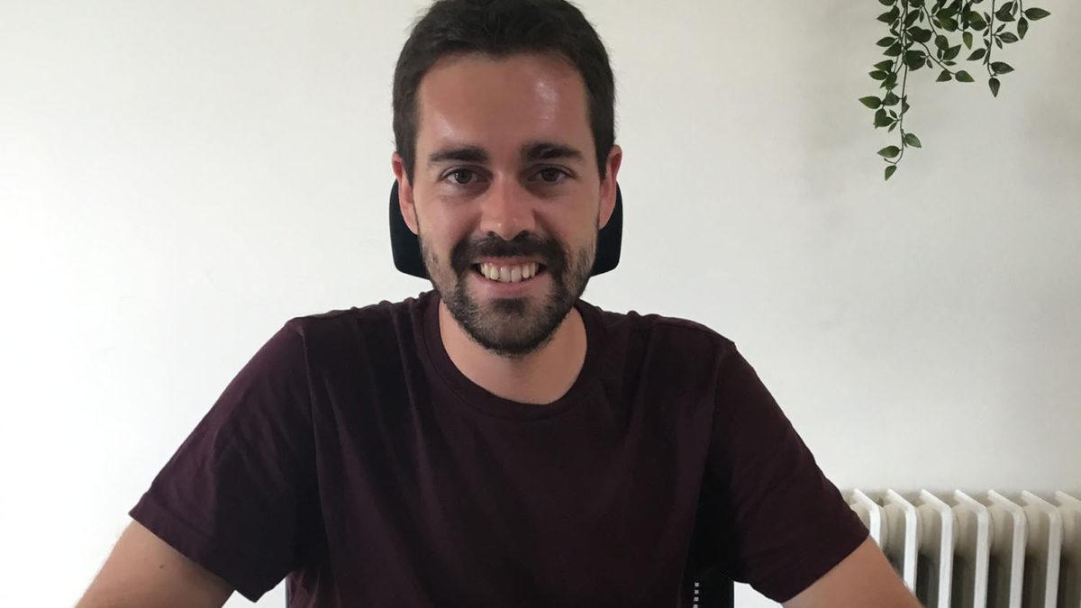 Humans of Codenotch – Alberto Izquierdo