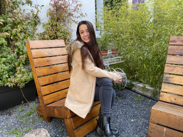 Sabrina Castelli, alumni del Bootcamp de Codenotch